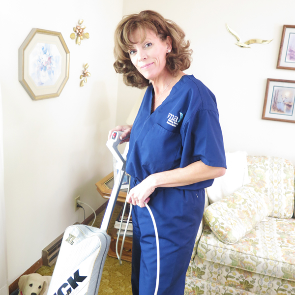 vna caregiver vacuums