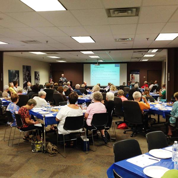vna speaker series attendees