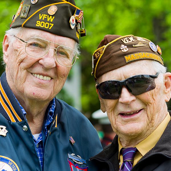 veterans portrait