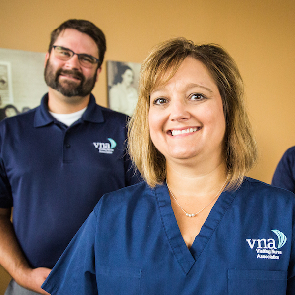 portrait of vna employees
