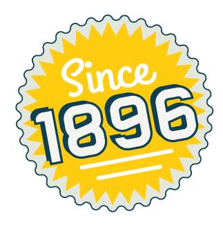 Since 1896