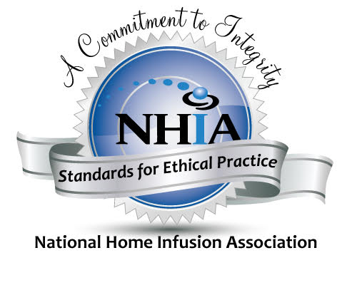 National Home Infusion Association Logo