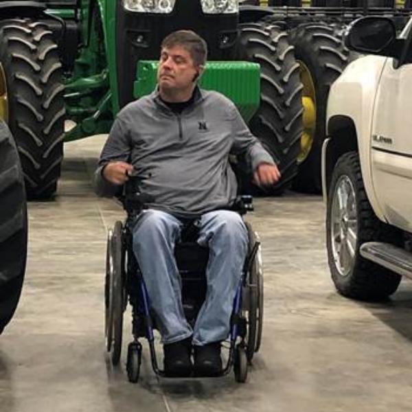 Nebraska AgrAbility Eric